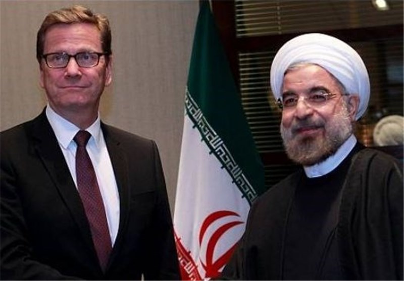 Germany Favors Easing of Sanctions on Iran: Westerwelle