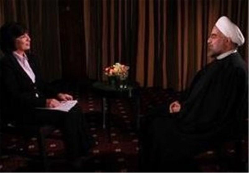 قناة CNN الامریکیة تحرّف تصریحات الرئیس حسن روحانی