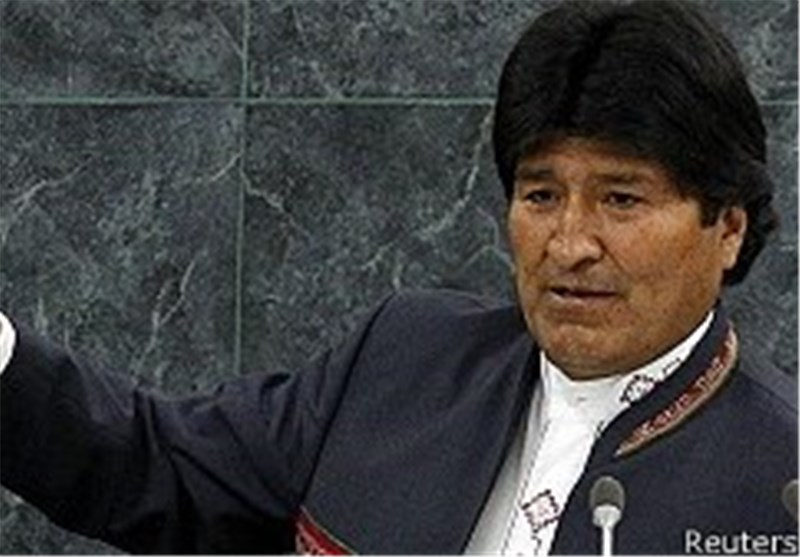Bolivian President Accuses US of Harboring Terrorists