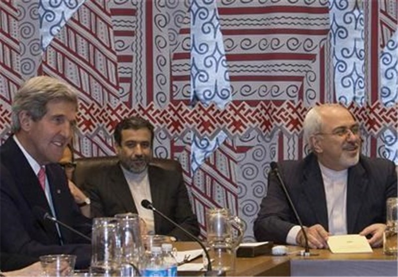 "FM Terms Iran-G5+1 Talks as ""Very Good, Constructive"""