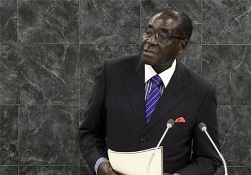 'Shame, Shame, Shame': Mugabe Tells US, Britain