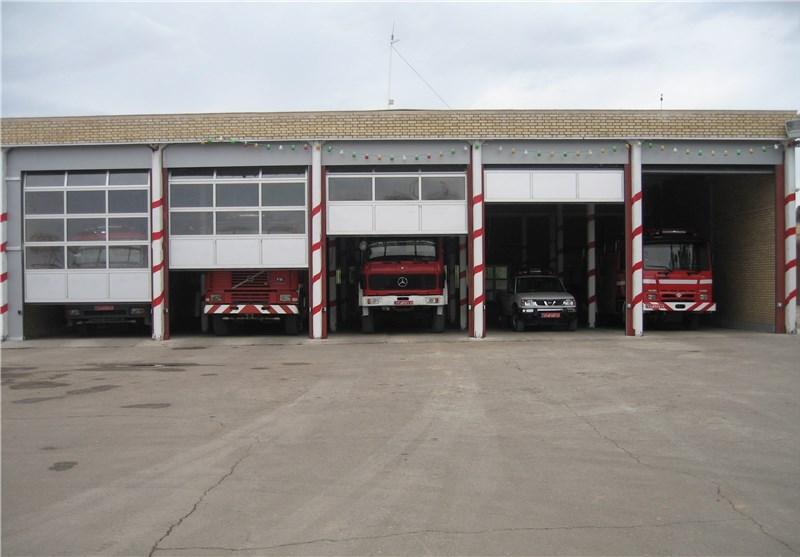 ایستگاه آتشنشانی در اردهال کاشان افتتاح میشود