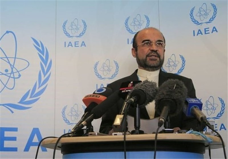 Envoy Regrets IAEA's Failure to Protect Classified Info on Iran's Nuclear Case
