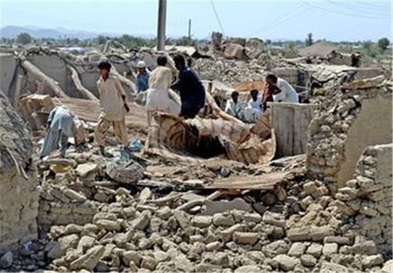 Pakistan Quake Toll Reaches 515