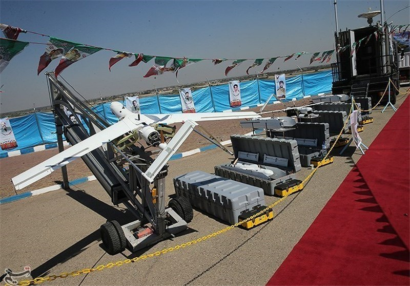 Iranian Army Unveils Newest Drone (+Photos)