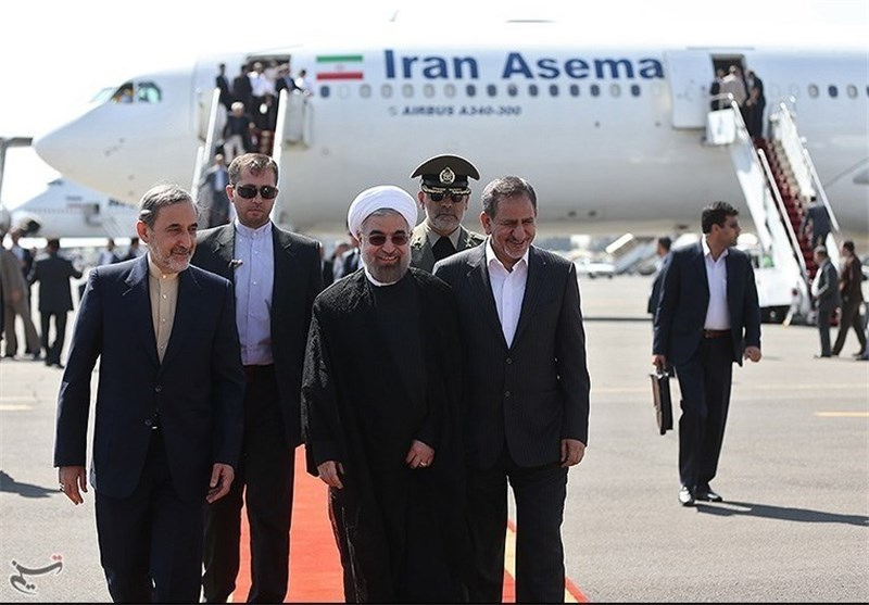 Iran's President: Meeting Obama Called off Due to Lack of Time