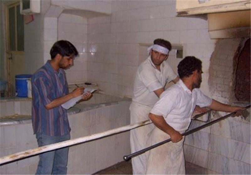 رشد نانواییهای بدون مجوز در کرمان