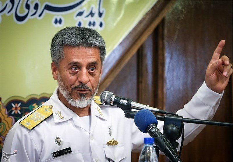 Commander: Navy Ready to Repulse All Threats to Maritime Territory