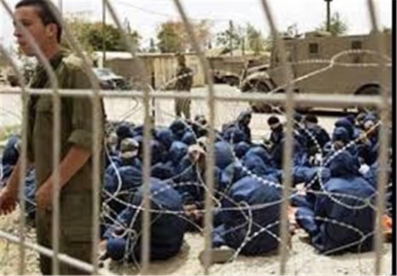 تقریر یفضح انتهاکات الاحتلال الصهیونی فی أحد السجون