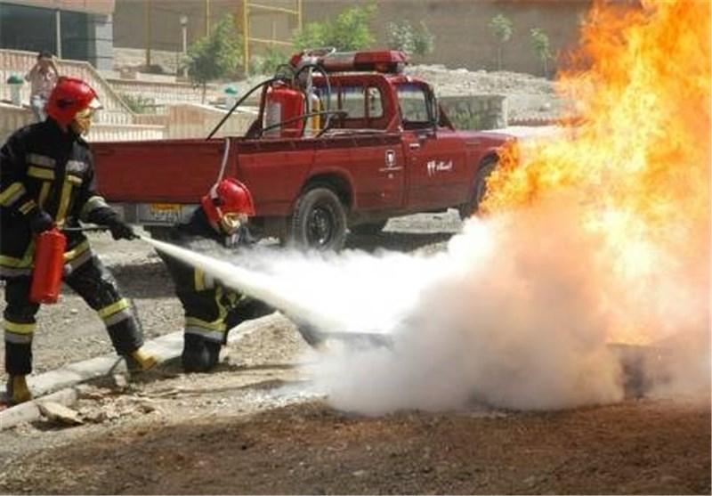 سازمان آتشنشانی کرج با کمبود نیرو مواجه است