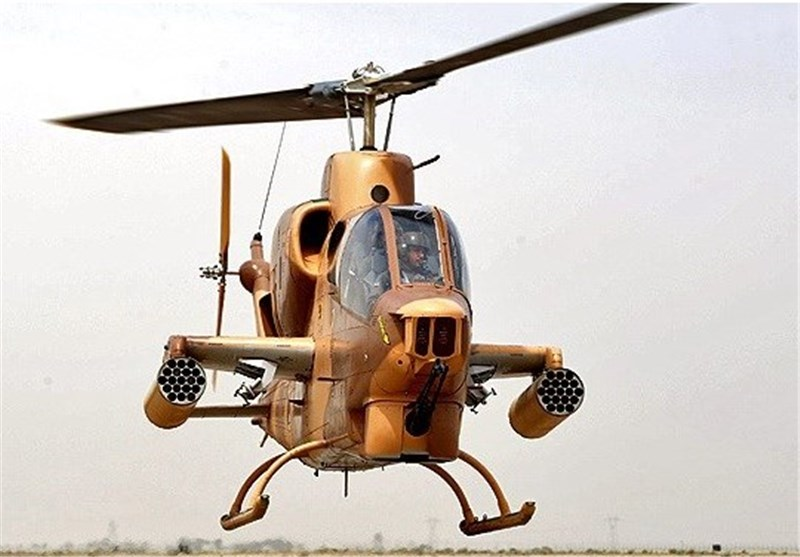 Iran's First National Chopper to Come into Service Soon: Commander