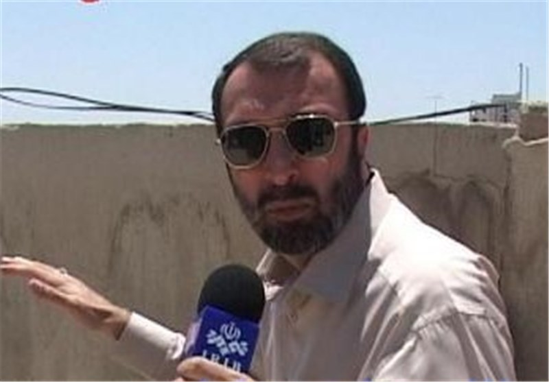 مراسل التلفزیون الایرانی فی سوریا: معرکة حلب هی الحاسمة
