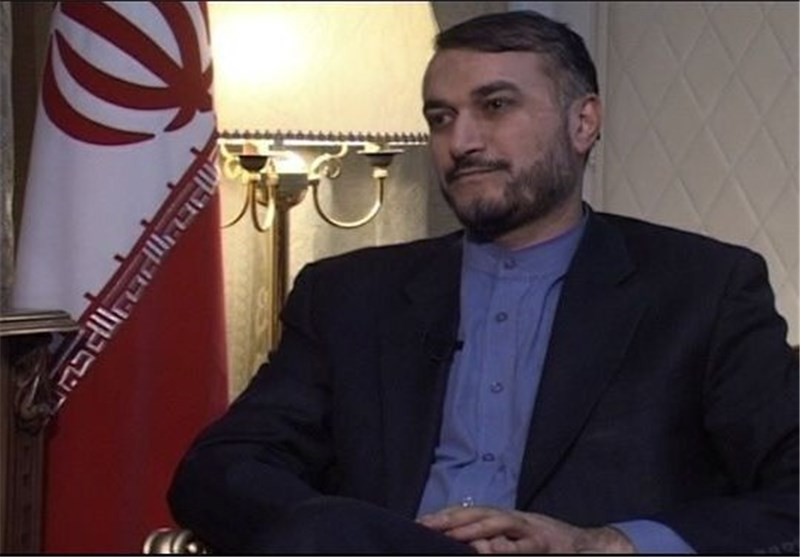عبد اللهیان : تاکید اجتماع لندن علی حل سیاسی لأزمة سوریا یبعث علی الامل