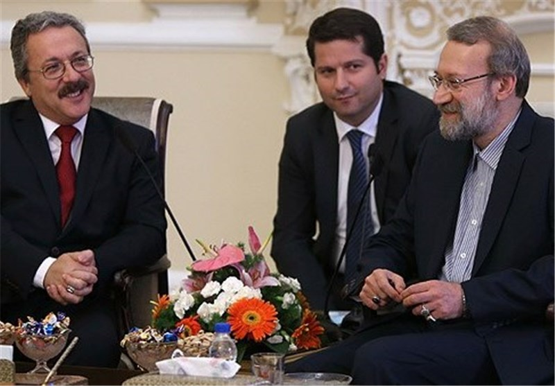 Larijani: Time for Militarism over in Region, World