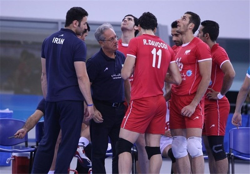Velasco: Iran to Make History in Volleyball World Championship