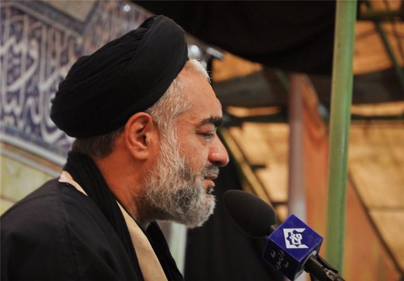 سالگرد ارتحال آیت الله اعتمادی در مسجد اعظم کاشان برگزار شد