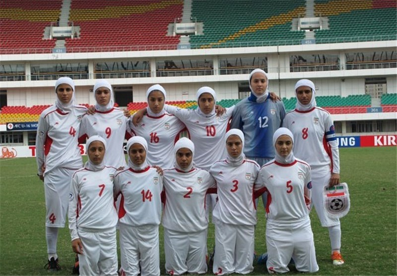 Iran Beaten by Bangladesh at AFC U-16 Women's Championship