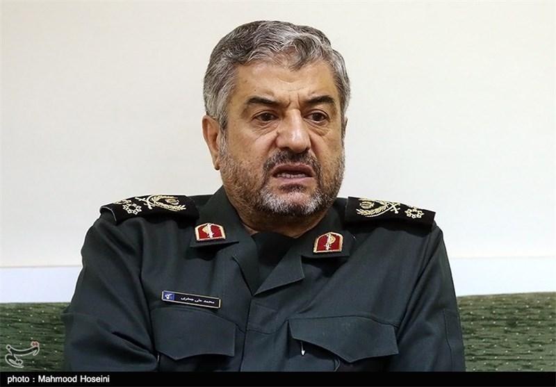 Iran's Offensive Power to Stun US: IRGC Commander