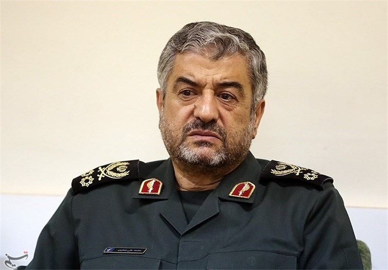"IRGC Commander Lauds Rouhani's ""Mighty"" Stances in New York"