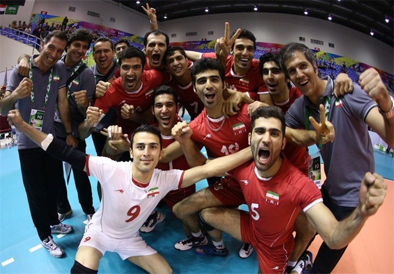Iran Crowned as Asia Volleyball Champion Again