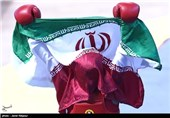 Iran's Sanda Defends Title at World Wushu Championships