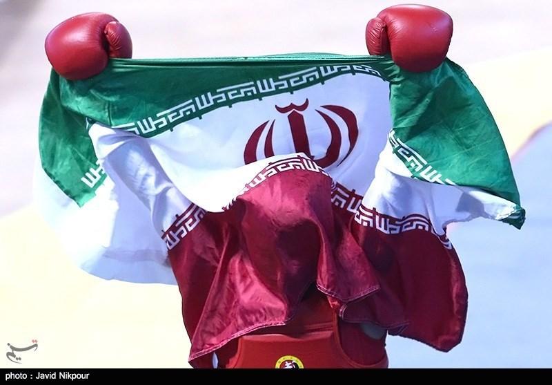 Iran's Sanda Defends Title at World Wushu Championships