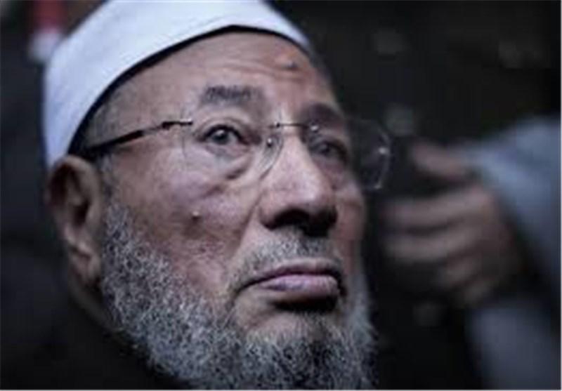 القرضاوی یواصل هجماته على علماء الدین فی مصر