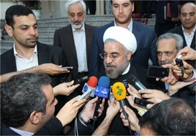 Rouhani: Iran's Nuclear Rights not Negotiable