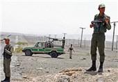 Border Police Stage Wargame in Western Iran