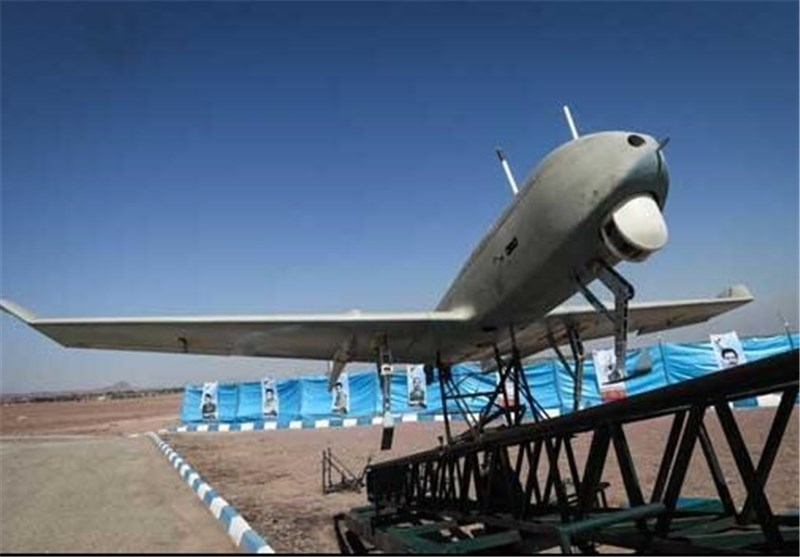 Iranian Army War Game at Final Stage with Drones on Show