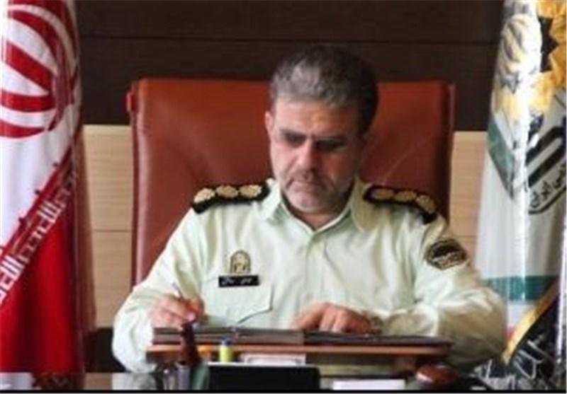 فرمانده انتظامی شهرستان کرمان