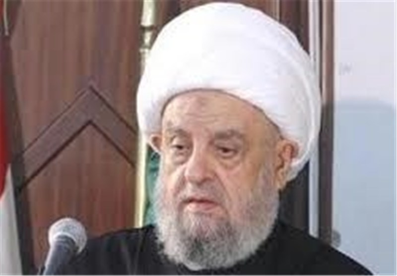 عبد الأمیر قبلان : نرید رئیسًا یحمل فکرا مقاوما للارهاب «الاسرائیلی» و«التکفیری»