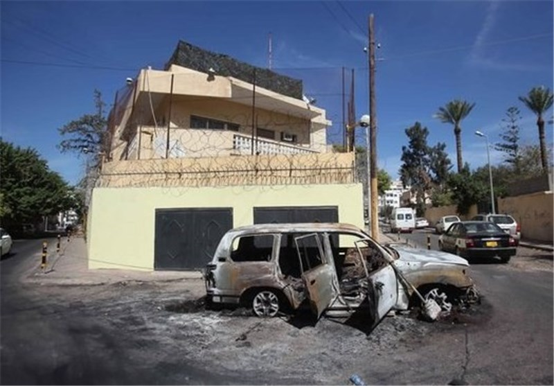 Libya Apologizes for Attack on Russian Embassy