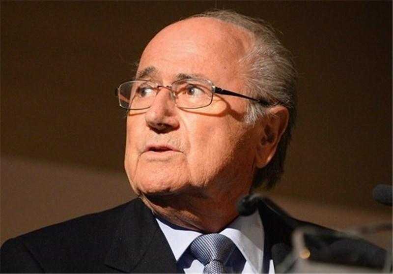 FIFA President Blatter Congratulates Foolad over Winning IPL