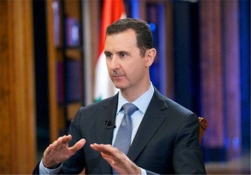 Assad: West is More Confident in Al-Qaeda Than Me