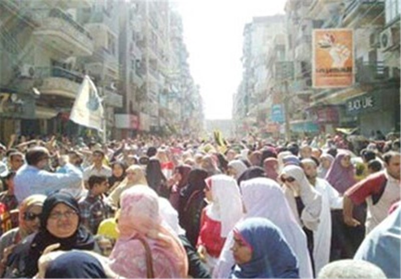 Egypt Courts Order 21 Women, Girl Protesters Freed
