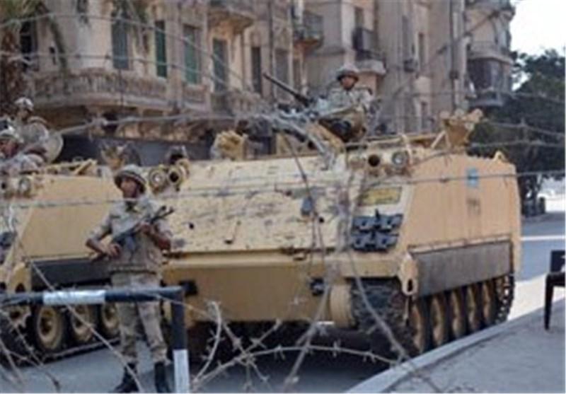 قوات الأمن المصری تغلق میادین القاهرة تحسبا لتظاهرات مؤیدی مرسی