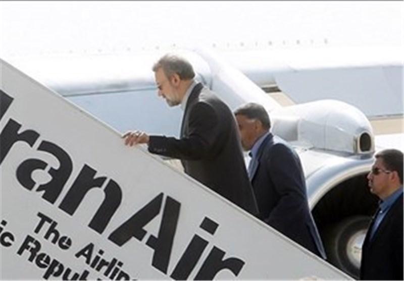 Iranian Parliament Speaker's Tour of 3 Countries to Start Tomorrow