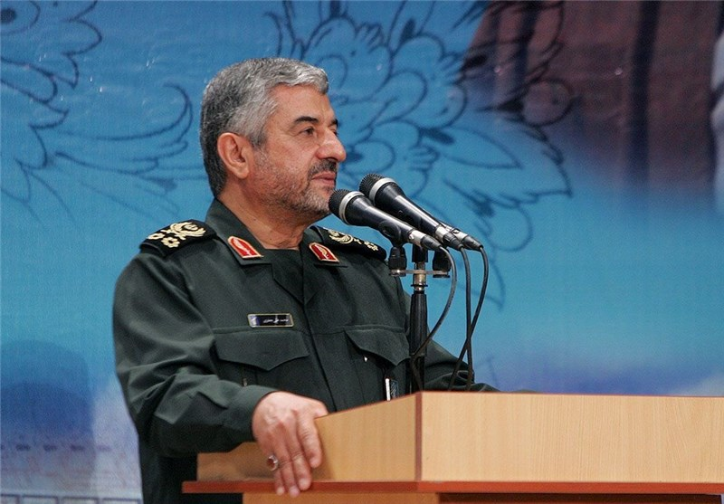 Iran Prevailed in Face of Enemy Plots, Says IRGC Commander