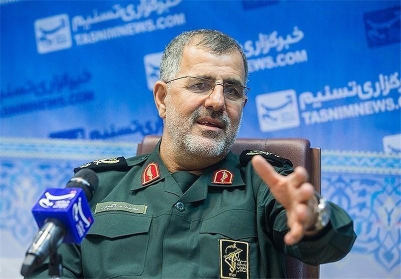 Iran's Borders Secure: IRGC Commander