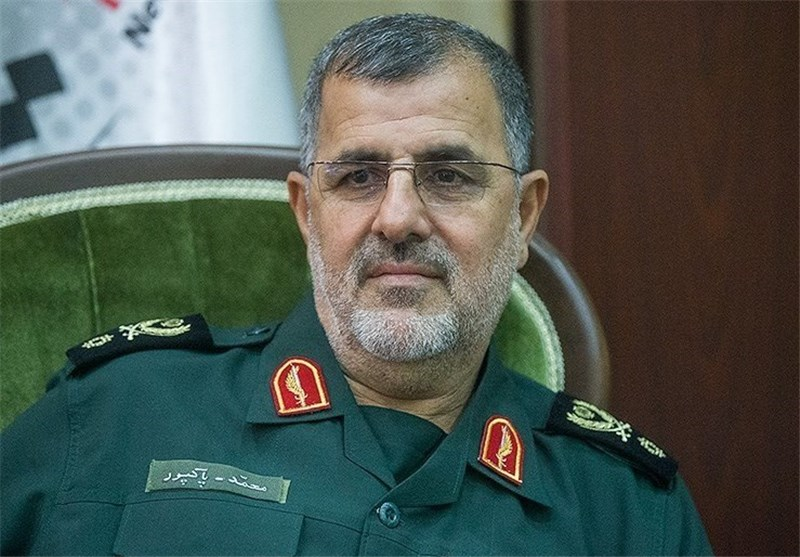 Commander Reiterates IRGC's Preparedness to Ensure Iran's Security
