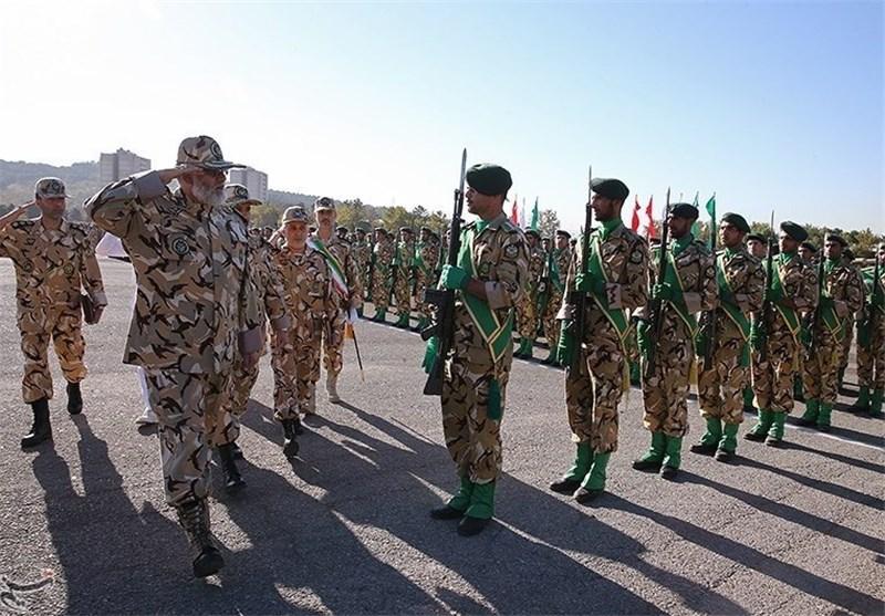 فرماندهان برتر نیروی زمینی ارتش تجلیل شدند