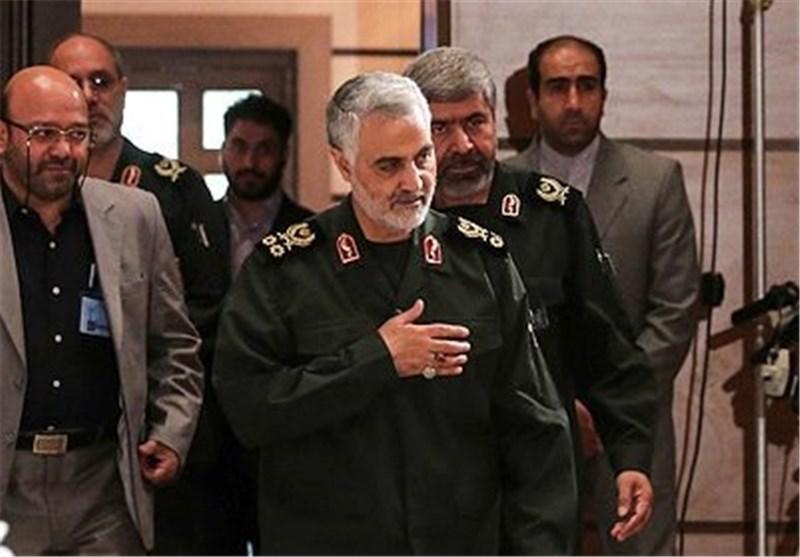 تقدیر نمایندگان مجلس از سرلشکر سلیمانی در مبارزه با داعش