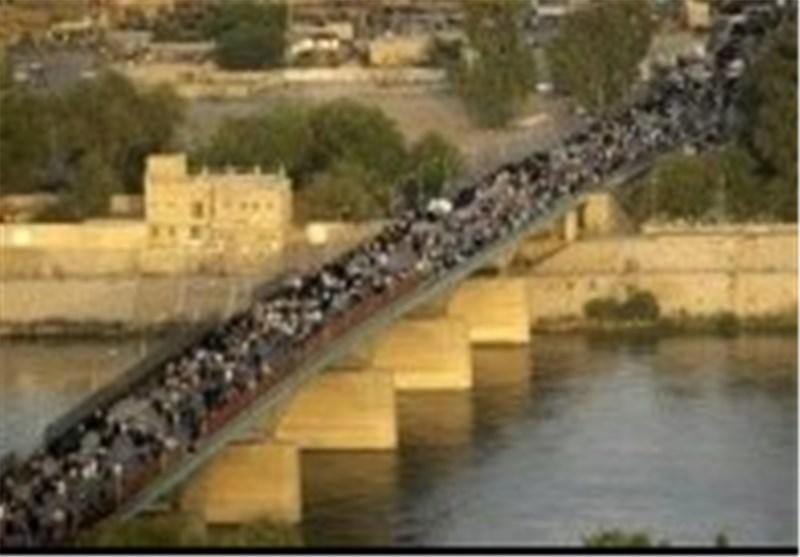 28 شهیدا و91 جریحا حصیلة تفجیر ارهابی استهدف زوار الامام محمد الجواد (ع)