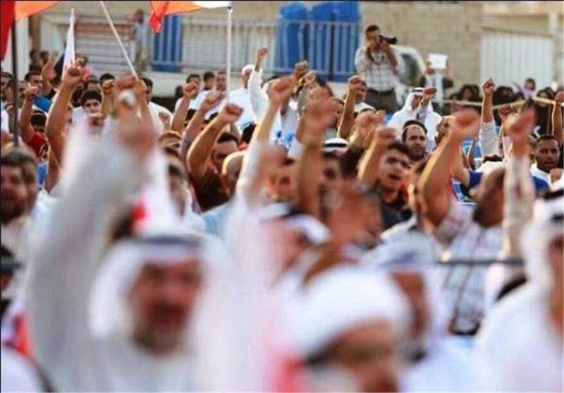 اعتصام شعبی بالبحرین یجدد التأکید علی تأسیس دولة دیمقراطیة + صور