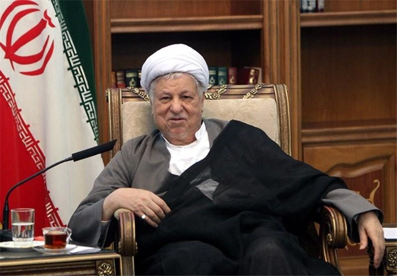 Rafsanjani Urges Further Expansion of Iran-Iraq Ties