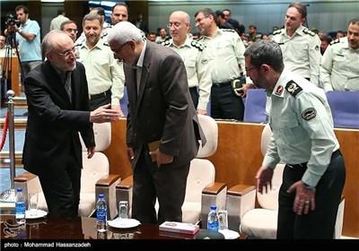 یگان حفاظت انرژی اتمی گردهمایی یگان حفاظت سازمان های دولتی - اخبار تسنیم - Tasnim
