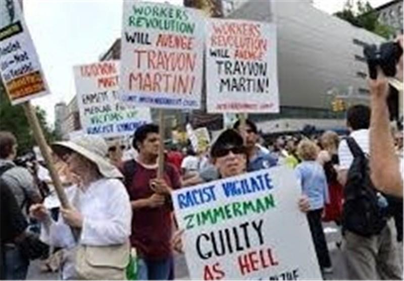 الآلاف یتظاهرون فی امریکا لاصلاح قانون الهجرة