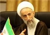 امام جمعه قزوین از پدر شهیدان حاج میری عیادت کرد