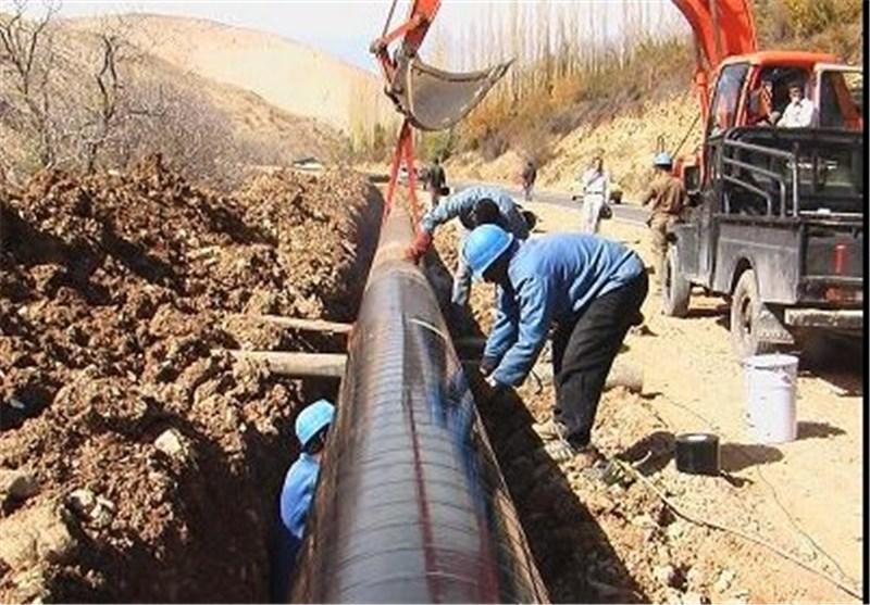 اجرای 6700 متر توسعه شبکه آبرسانی در نهبندان